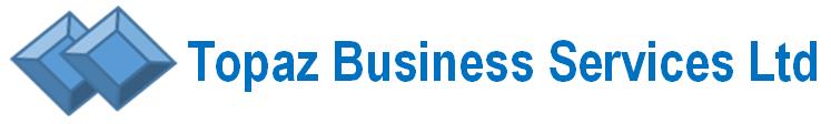 Topaz Business Services Logo